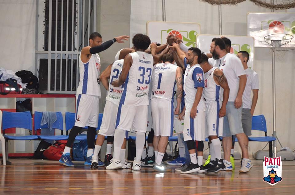 campeonato paranaense - pato basquete